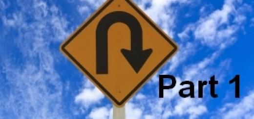 Do a u-turn