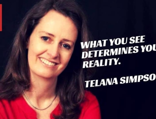 Telana is interviewed about the root cause of our fear of failure