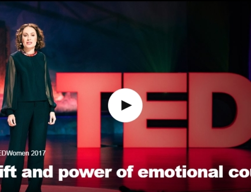The Gift and Power of Emotional Courage